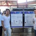 Projeto de pesquisa do Campus Santana é destaque em evento no sul do país