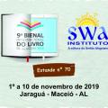 Editora genuinamente sertaneja participa da 9ª Bienal do Livro de Alagoas