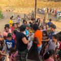 Crianças dos conjuntos Marinho, Cajarana e Santa Quitéria ganham festa