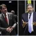 """Cid Gomes chama Artur Lira de achacador; alagoano responde: """"Não tem neurônios"""""""