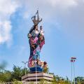 Imagem da Mãe do Amparo será inaugurada no próximo sábado em Palmeira