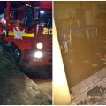 Penedo: Incêndio atinge escola, mas bombeiros conseguem debelar fogo