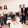Multinacional farmacêutica conhece Instituto Hemerson Casado em Maceió