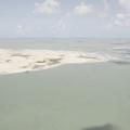Órgãos ambientais constatam que óleo não chegou ao leito do Rio São Francisco