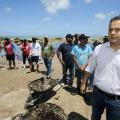 Renan Filho cobra agilidade do governo federal para identificar causa de vazamento