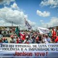 Em Alagoas, MST realiza ato em memória de dirigente morto em Atalaia