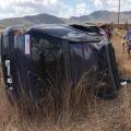 Mulher morre e outras três pessoas ficam feridas em acidente no Sertão
