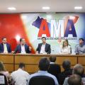 Programa Mutirão de Cirurgia é lançado na AMA; saiba como vai funcionar