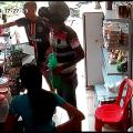 Câmera flagra assalto a mercadinho em Santana do Ipanema; veja o vídeo