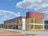 Ufal entrega obra do prédio do Polo de Santana do Ipanema
