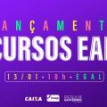 Governo de Alagoas lança cursos EAD para servidores na próxima segunda-feira (13)