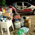 PM impede furto em Secretaria Municipal de Santana do Ipanema