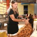 Sesc promove ações de saúde e beleza para público idoso de Arapiraca