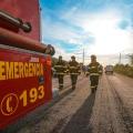 Santana: Bombeiros atendem ocorrência de cobra em residência e bebê acidentado