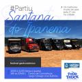 """""""Food Truck na Estrada"""" desembarca em Santana do Ipanema a partir desta terça"""