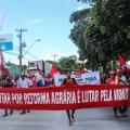 Em defesa da Reforma Agrária, Sem Terra de AL iniciam Jornada de Luta Unitária