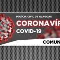 Covid-19: Polícia Civil orienta população a registrar BO pela Delegacia Interativa