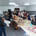 Santana: após tragédia, voluntários ajudam a alimentar desabrigados
