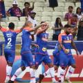 CSA perde para Fortaleza e está eliminado da Copa do Nordeste 2020