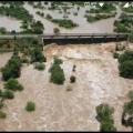 Rio Ipanema aumenta volume rapidamente e autoridades evacuam ribeirinhos