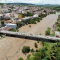 Semarh alerta p/ elevação do rio Ipanema; Santana e Poço devem ter atenção