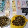 PM prende três pessoas acusadas de tráfico de drogas em Santana