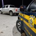 Homem é preso no Sertão de AL em posse de Hillux roubada em SE