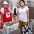 MST comercializa cestas agroecológicas no Alto Sertão de Alagoas