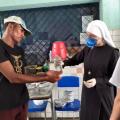 Arquidiocese de Maceió acolhe mais de 200 moradores de rua durante a pandemia