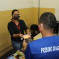 Presídio do Agreste: Seris doa livros para fomentar leitura entre reeducandos