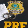 Em Alagoas, PRF prende um homem por crime ambiental e outro foragido da justiça