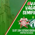 Mirando semifinal, CEO enfrenta Murici nesta sexta (31) pelo Alagoano