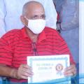 Mais 12 pacientes se curam da Covid-19 e recebem alta em Santana do Ipanema