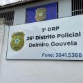 Já condenado por roubo, jovem é preso pelo mesmo crime no Sertão