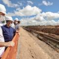 Canal do Sertão: Governador pede priorização de recursos p/ trecho 5