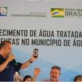 Em Alagoas, ministro garante mais R$ 70 milhões para obras do Canal do Sertão