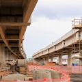 Obra do Viaduto da PRF entra na fase final; Entrega deverá ser neste ano
