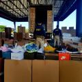 PRF apreende caminhão com tênis falsificados na BR 423 em Canapi
