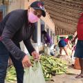 Durante a pandemia, MST já doou 50 toneladas de alimentos em Alagoas