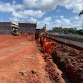 Viaduto da PRF está 80% concluído e será entregue ainda este ano