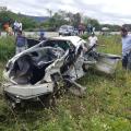 Acidente na BR 316: Motorista de um dos carros falece no hospital de Santana