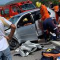 Quatro homens se feriram no acidente da BR 316 em Santana do Ipanema