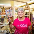 Artesã Vânia de Oliveira é declarada Mestra Imortal do Brasil