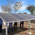 Poços movidos à energia solar beneficiam mais de 10 mil famílias em Alagoas