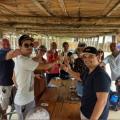 Agentes de viagens portugueses conhecem as belezas de Alagoas