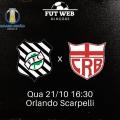 Em busca de mais uma vitória, CRB pega o Figueirense nesta quarta (21)