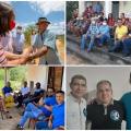 Candidatos à Prefeitura começam busca por voto em Santana do Ipanema