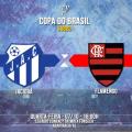 Copa do Brasil Sub 20: Jaciobá enfrenta o Flamengo nesta quarta (7)