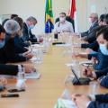 Governo de AL e BRK debatem plano de transição dos serviços de água e esgoto