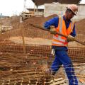 Emprego na construção é o maior para setembro nos últimos oito anos